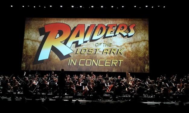 Indiana Jones, l'expérience du ciné-concert