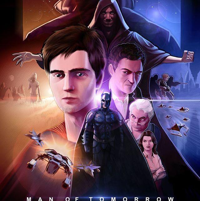 court métrage - Man of Tomorrow : court-métrage où la passion est anéantie par l'excès de confiance