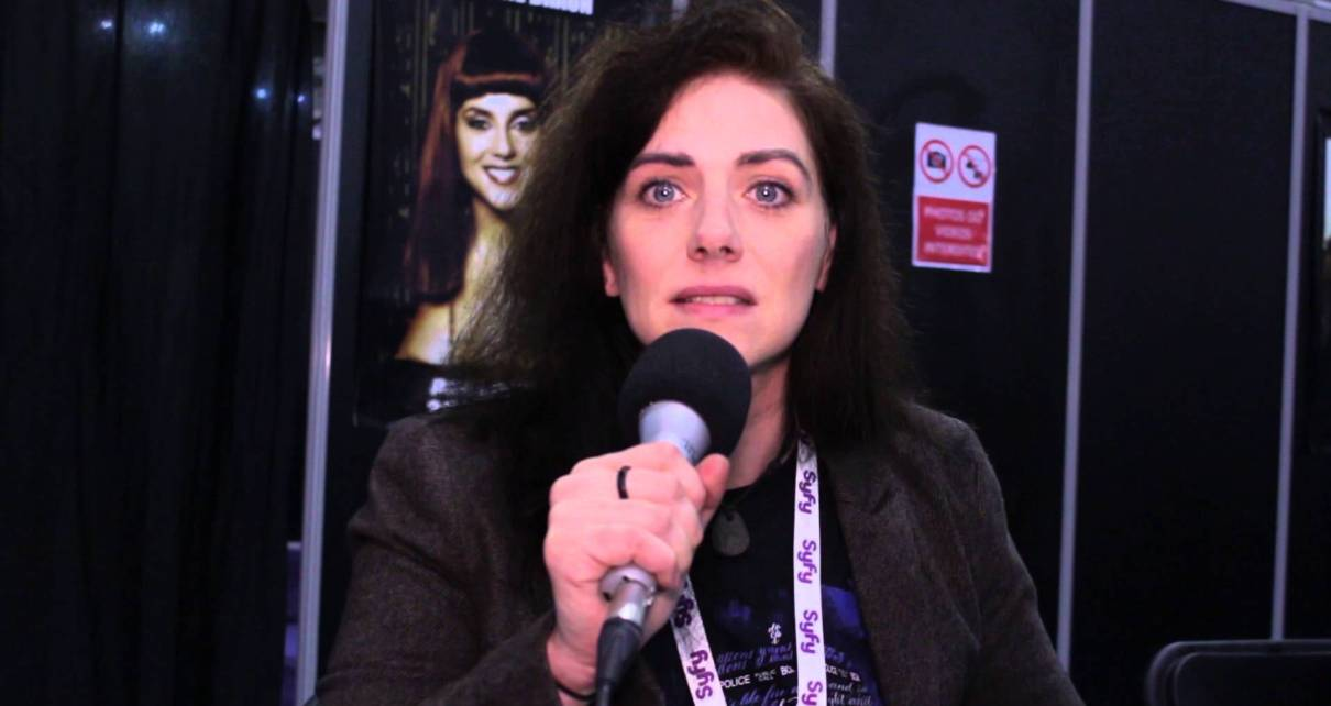 doctor who - Neve McIntosh et Doctor Who