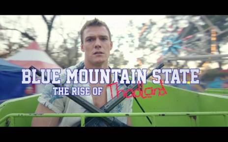 Blue Mountain State - BLUE MOUNTAIN STATE : Rise of Thadland, trop long métrage rise of thadland