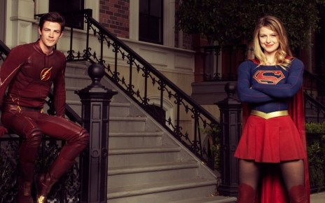 crossover flash supergirl - Supergirl / Flash : le crossover arrive le 28 mars
