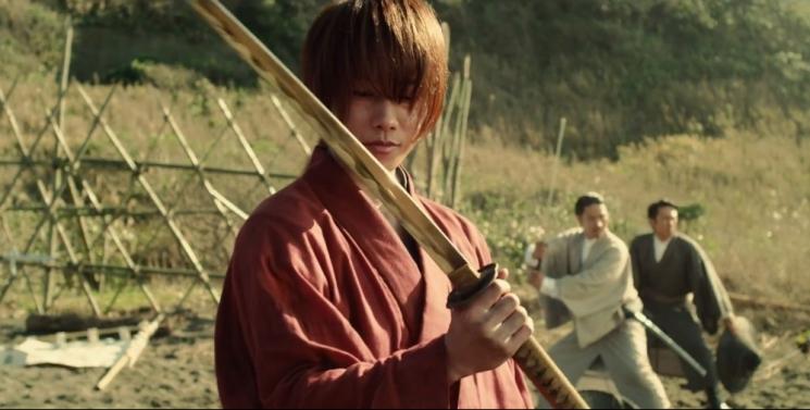 - CONCOURS : gagnez le film Kenshin le vagabond en blu-ray et DVD 10306