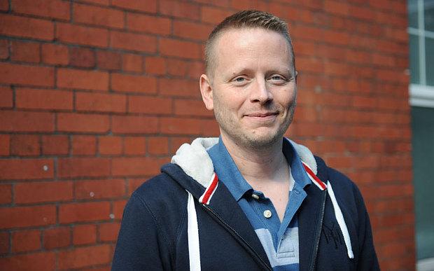 Patrick Ness, le scénariste