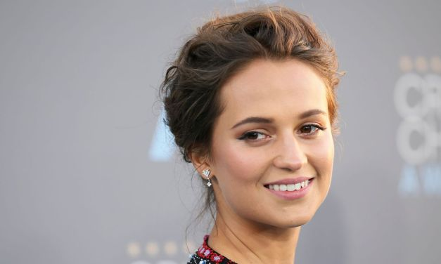Alicia Vikander sera Lara Croft
