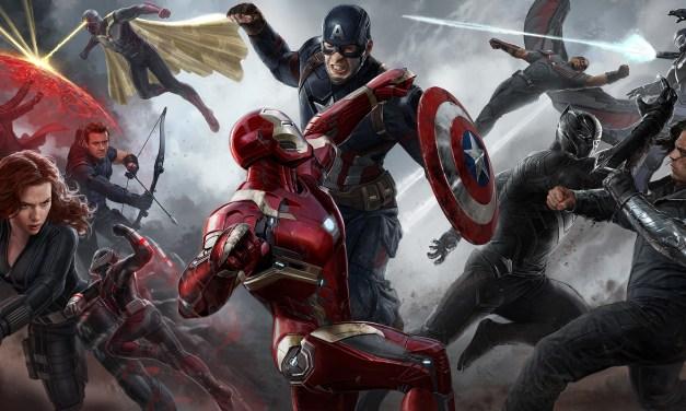 Captain America : Funny Bunny Civil War (critique 100% spoiler )