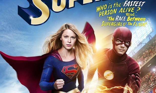 Supergirl / Flash : World's (not so) finest