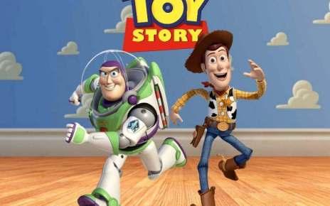 rétro pixar - Rétro Pixar, J-16 : Toy Story