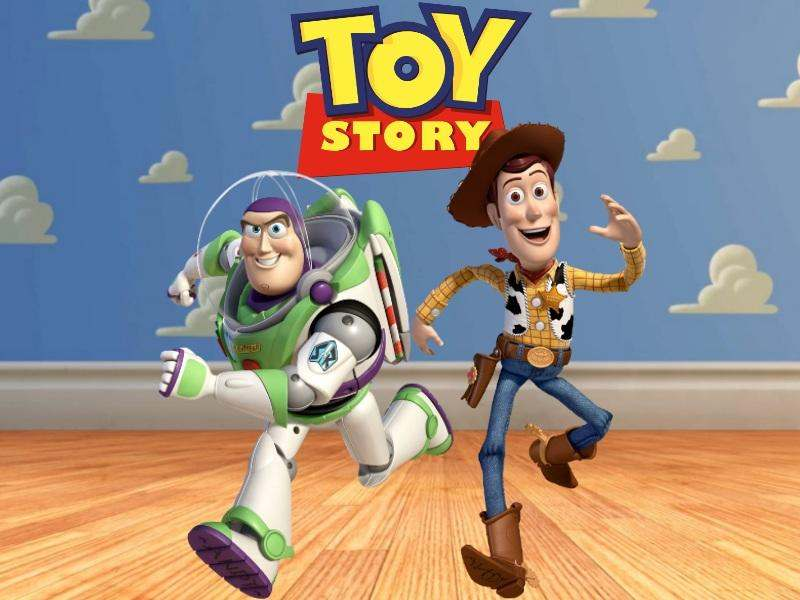 Rétro Pixar, J-16 : Toy Story