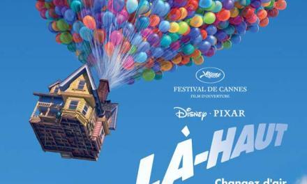 Rétro Pixar, J-7 : Là-haut