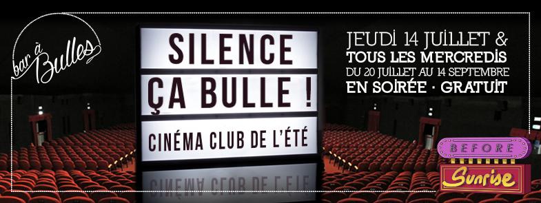 Before Sunrise - Silence ça bulle, la programmation ciné parfaite pour votre été FB Event