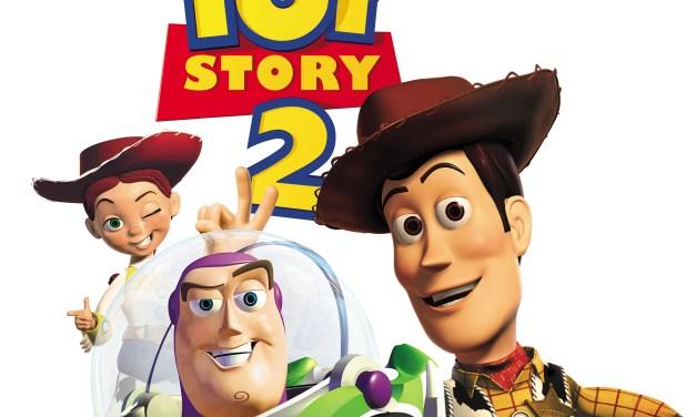 Rétro Pixar, J-14 : Toy Story 2