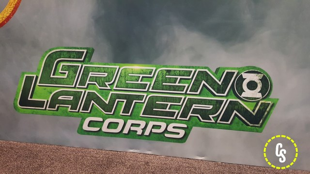 green lanter corps