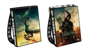sdcc - San Dieco Comic-Con 2016 : les visuels des sacs ARROW 2016 Comic Con Bag 57883e43b9b900.79280802