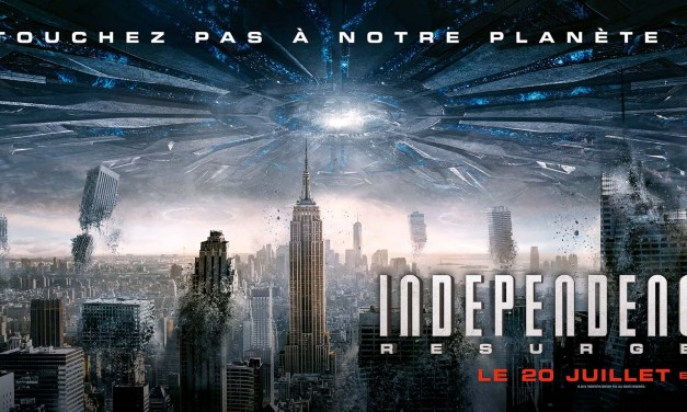 Independence Day Resurgence : prochain arrêt Gare du Nord