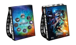 sdcc - San Dieco Comic-Con 2016 : les visuels des sacs DCS LEGENDS OF TOMORROW 2016 Comic Con Bag 57883e556e73c3.62570301