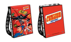 sdcc - San Dieco Comic-Con 2016 : les visuels des sacs JUSTICE LEAGUE ACTION 2016 Comic Con Bag 57883ead8ab348.88741982