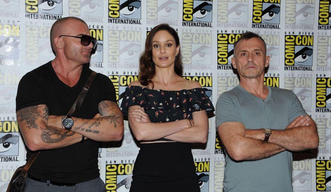 #SDCC – Prison Break n'échappe pas à son trailer pour la saison 5