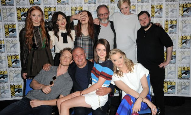 #SDCC – Game Of Thrones se détend (teaser saison 7, bétisier)