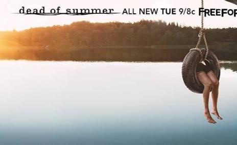 dead of summerf - Dead of Summer, ça aurait pu être nul mais c'est juste mauvais deadofsummer tuesbanner