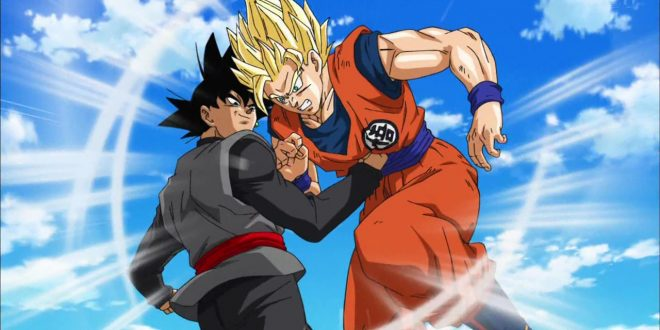 Dragon Ball Super en France dès le 17 janvier