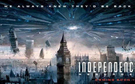 independence day resurgence - Independence Day Resurgence : un jour normal dans la vie d'un blockbuster (100% spoiler)