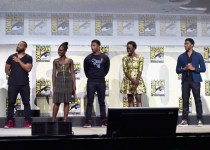 captain marvel - #SDCC - Marvel présente Spider-Man, Docteur Strange et Captain Marvel marvel comic con safe black panther