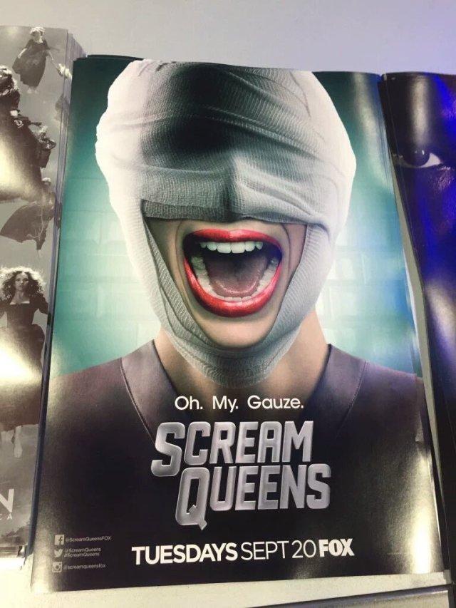 scream queens saison 2