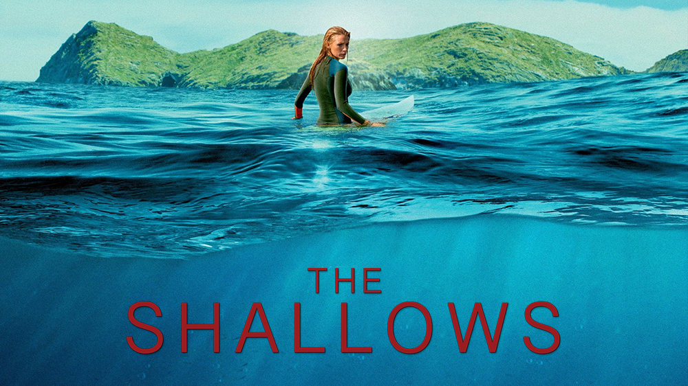 instinct de survie - Instinct de survie (The Shallows) : Blake Lively s'offre un survival qui requin-que