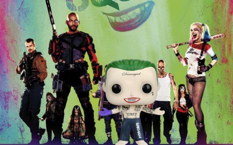 concours - Concours Suicide Squad :gagnez un Funko Joker et un t-shirt Harley Quinn Image2