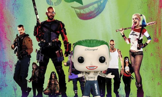 Concours Suicide Squad :gagnez un Funko Joker et un t-shirt Harley Quinn