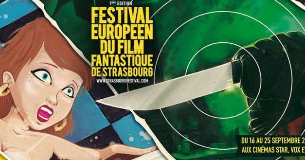 9ème édition du Festival Européen du Film Fantastique de Strasbourg : programme complet
