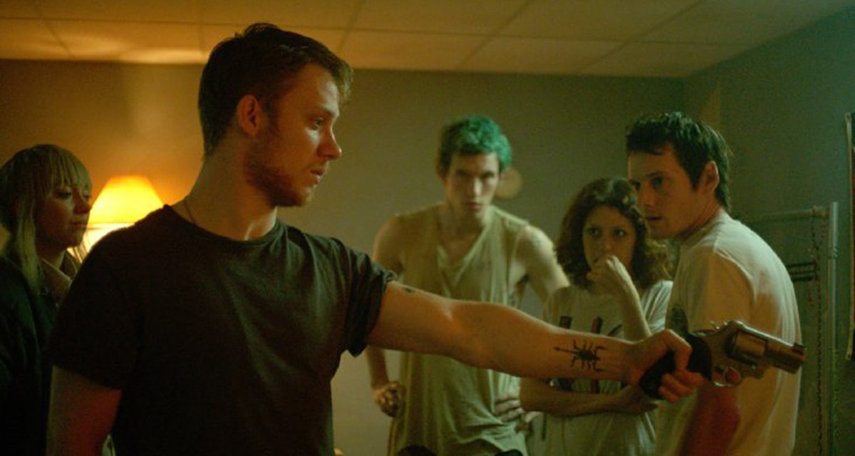 Green Room : Nazis, Punk & Blood