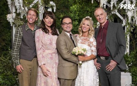 saison 10 - The Big Bang Theory : mes parents et moi
