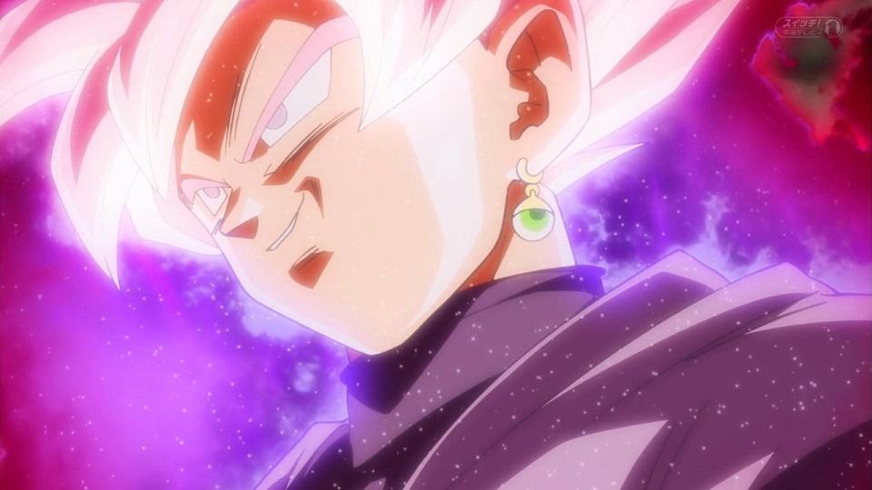 Dragon Ball Super épisodes 53 à 57: Les origines de Black