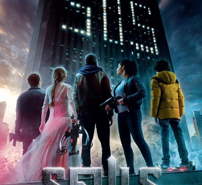 adaptation - Seuls, la BD devient un film : premières images la premiere affiche officielle de seuls