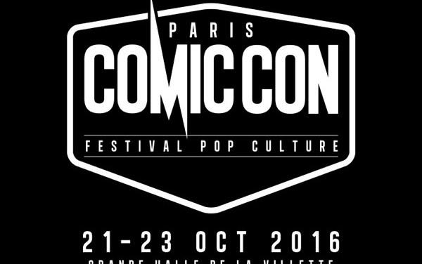 Le programme complet du Comic-Con Paris 2016 !