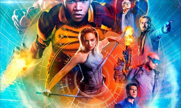Legends of Tomorrow : tout un paradoxe