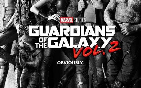 gardiens de la galaxie - Les Gardiens de la Galaxie 2 : affiche et teaser