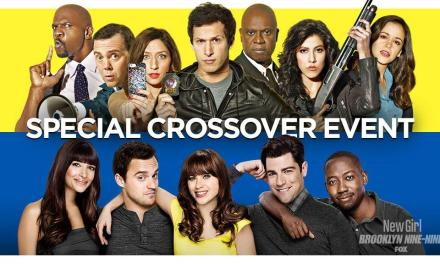 Teaser pour le crossover entre Brooklyn Nine-Nine et New Girl