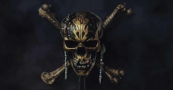 Pirates des Caraïbes 5 : le teaser est arrivé !