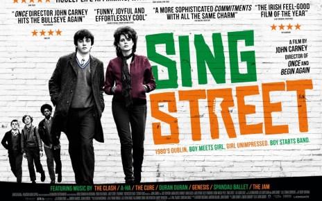 sing street - 5 raisons d'aller voir Sing Street, la 4è ne va pas vous surprendre