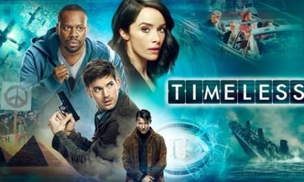 Suivi Critique Timeless saison 1 : épisode 6