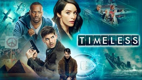 TF1 - Timeless sur TF1 : 6 épisodes diffusés samedi 3 août puis plus rien? timeless 2016 57ddb91dc9211