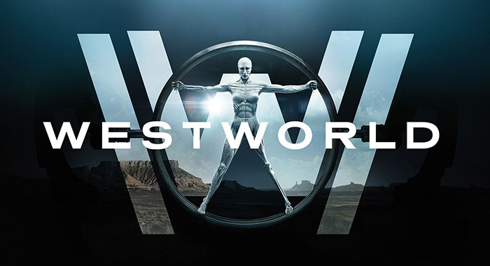 hbo - Westworld : indigestion de l'exigence westworld trailer key art