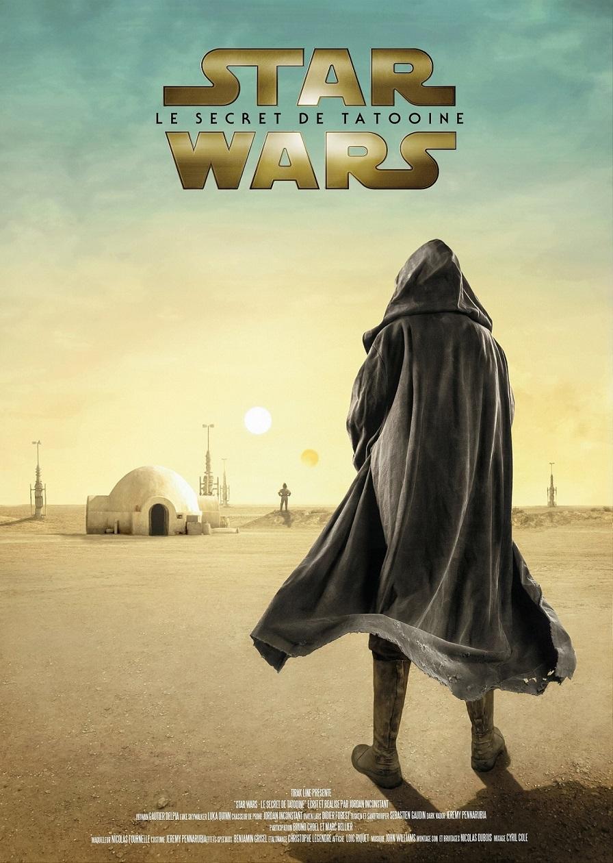 fanfilm - [Fanfilm] Star Wars : Le Secret de Tatooine. POSTER FR