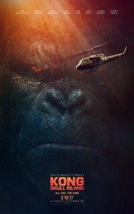 kong - Kong: Skull Island - bande-annonce et affiches kong skull island poster 1
