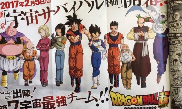 Le Nouvel Arc de Dragon Ball Super : La survie de l'univers !