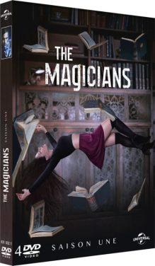 concours - Concours The Magicians : gagnez le coffret 4 DVD et 3 Blu-ray de la saison 1 ! DVD THE MAGICIANS 1