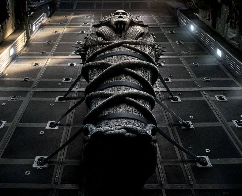La Momie : Tom Cruise chasse de la momie dans la nouvelle bande-annonce