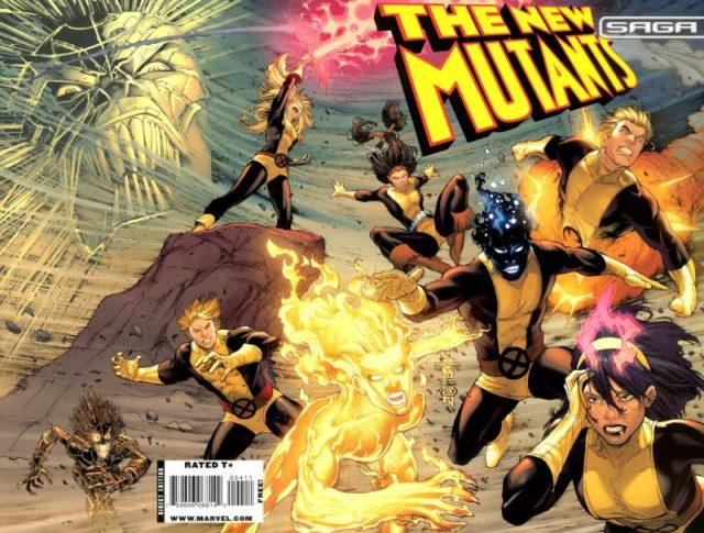 deadpool - Trois nouveaux films Marvel confirmés chez Fox new mutants image